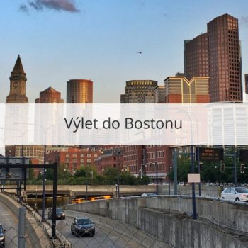 Výlet do Bostonu