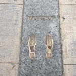 Filadelfie - rockyho stopy
